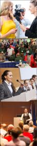 trade shows, interviews, speakers, video production Miami, Florida, Orlando