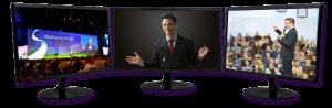 Miami Orlando speaker trainer video production TV images