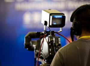 Corporate Video Production Studio Camera Crew Miami