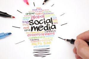 social media video production symbols