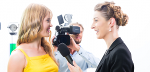 Miami video production spokesperson choice
