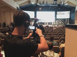 Live event conference video production company orlando Miami