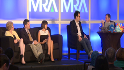 Orlando conference panel discussion video taped