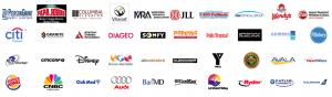 Miami video production companies logos
