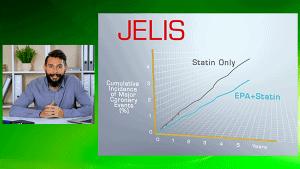 Virtual meeting management Medical slide