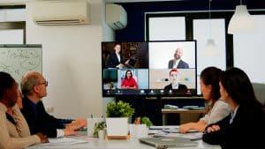 Zoom Meeting Management Virtual