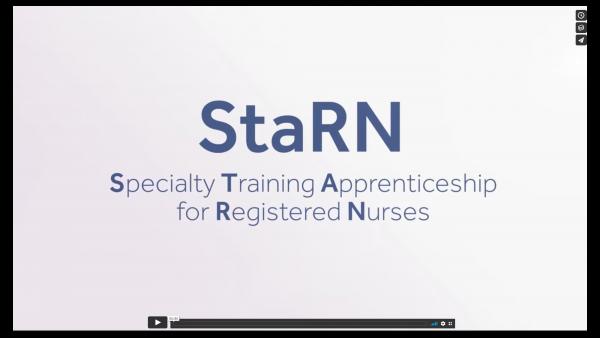 Medical videography StaRN Nurse Training